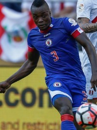 iciHaiti - League of Nations D-1 : Mechack Jerome dreams of qualifying Haiti for the League 1