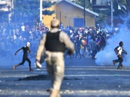 Haiti - Justice : Human Rights Watch calls for an independent investigation into the protesters killed