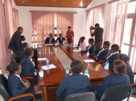 iciHaiti - Diplomacy : Formation of two young Ambassadors of Caricom