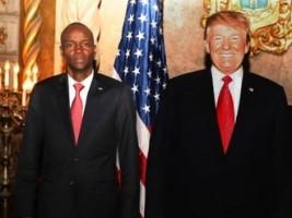 Haiti - FLASH : What Jovenel Moïse discussed with Donald Trump -  HaitiLibre.com : Haiti news 7/7