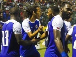 iciHaïti - Football : Le Ministre Charles félicite les Grenadiers pour leur victoire contre Cuba