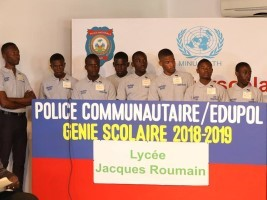iciHaïti - Éducation : Lancement de la 5ème édition du concours «Génie inter-scolaire»