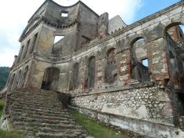iciHaïti - Patrimoine : Le Palais de Sans-Souci plébiscité par les internautes