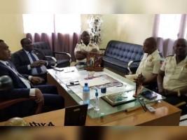 iciHaïti - Sécurité : Rencontre de sécurité de haut niveau à Croix-des-Bouquets