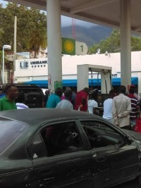 Haiti - FLASH : Increasing fuel scarcity at the pump, anger rumbles