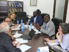 iciHaiti - Education: Experts from Cambridge Education on a mission support in Haiti