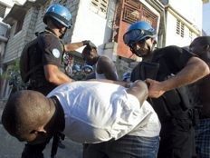 Haiti - Insecurity : Arrests of criminals and seizure of weapons