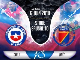 iciHaiti - Sport : Haiti confirms a friendly match against Chile