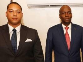 iciHaïti - Politique : Jovenel Moise s'entretien avec François Nicolas Duvalier