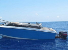 Haiti - Security : The US Coast Guard repatriates 33 Haitians and destroys their boat