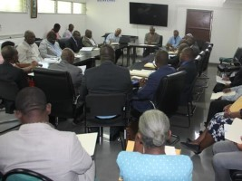 Haiti - Education : Important Meeting on Staff Contracts and Preparations for State Examinations