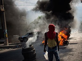 Haiti - Security : PM promises to fight against urban «guerilla»