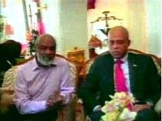Haiti - Politic : Meeting Martelly - Preval, INITE will support the new President