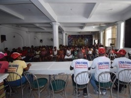 iciHaiti - Saint-Marc : ONAFanm will grant credit to more than 1,000 small women merchants