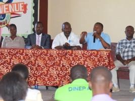 iciHaïti - Politique : La DINEPA en tournée dans le Nord-Ouest