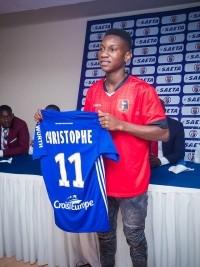 iciHaïti - Football : Fredler Christophe signe un stage pro de 2 ans en D1 avec le Racing Club de Strasbourg