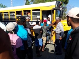 Haiti - DR : 1,510 Haitians in an irregular situation arrested and deported to Haiti