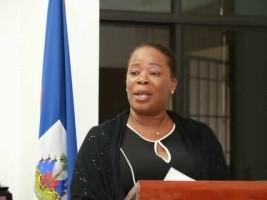 iciHaïti - Politique : Nouvelle Directrice Exécutive à l'ENAPP