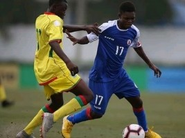 Haiti - World Cup U-17 : On Sunday, as part of the FIFA U-17 World Cup qualifiers (World BThe Grenadiers humiliate Guyana [6-0] and will face DR in 1/8th finals