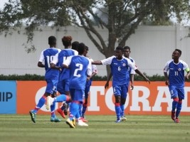 Haiti - Football : Our Grenadiers in the 1/4 final at one match of the ticket for the World U-17 Brazil 2019