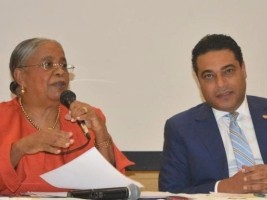 Haiti - Politic : Mirlande Manigat and Jerry Tardieu for a return to the presidential regime in Haiti
