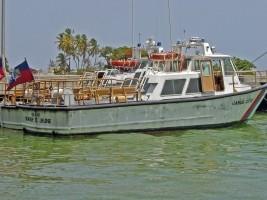 iciHaiti - Coast Guard of Haiti : Only 4 boats in bad condition to control 1,500 km of coastline