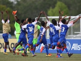 Haiti - FLASH : Haiti qualified for the FIFA U-17 World Cup Brazil 2019 !