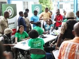 iciHaïti - PNH : Campagne de dépistage de Maladies non Transmissibles
