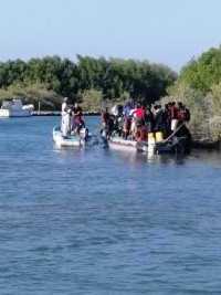 iciHaiti - DR : The Dominican Navy intercepts 95 Haitian boat-people