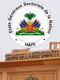 Haiti - Politic: The Sectoral General Estates of the Nation recommends the deletion of the Senate