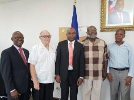 iciHaïti - Humanitaire : L'ONG «Mission Harvest America» en visite en Haïti