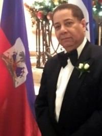 iciHaiti - 216th anniversary of the Flag : Message of the former Consul of Haiti Lesly Condé