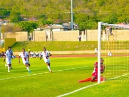 Haiti - Champions League : Low performance of our Grenadiers against Jamaicans