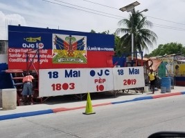 iciHaiti - 216th of the Flag : Croix-des-Bouquets beautiful for the feast