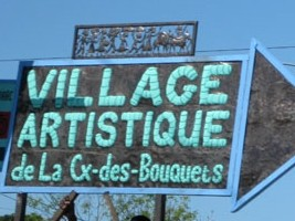 Haiti - FLASH : Artisans and tourists victims of racket at the artistic village of Noailles