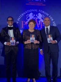 iciHaiti - London : Laurent Lamothe inducted into the Hall of Fame 2019