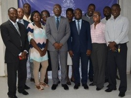 Haiti - Politic : Towards improved training conditions for top athletes