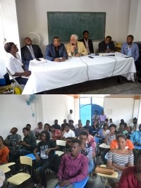 iciHaiti - ENARTS : Resumption of courses after two years of dysfunction