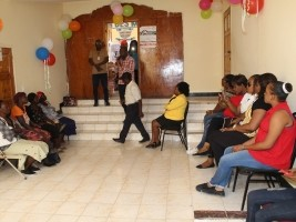 iciHaiti - Croix-des-Bouquets : The Town Hall celebrates worthily its employees mothers