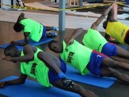 iciHaïti - Pré Gold Cup 2019 : Les Grenadiers à l'entrainement
