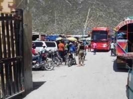 iciHaïti - RD : Réouverture du passage frontalier de Malpasse/Jimaní