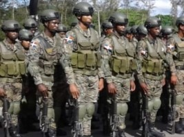 iciHaiti - Demonstrations : Dominican Republic sends reinforcements at the border