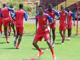 Haiti - Gold Cup D-7 : News from our Grenadiers