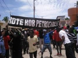 iciHaïti - Petit-Goâve : Journée de mobilisation anti-Jovenel Moïse