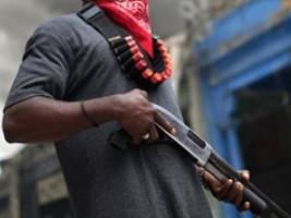 iciHaiti - Politic : State authorities deplore acts of violence and vandalism