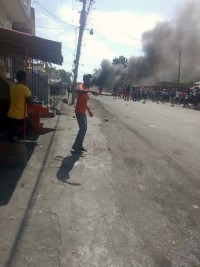 Haiti - Petit-Goâve : Violent clashes between opposition groups
