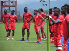 Haiti - Gold Cup 2019 : D-1 - List of 23 Grenadiers who will defend our two-color