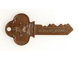 iciHaïti - Histoire : L'artefact de la Clé de la ville de Port-au-Prince au MUPANAH
