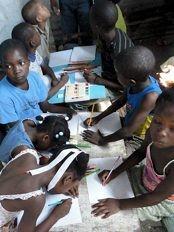 Haïti - Social : L'Art-Thérapie «aider les Haïtiens à aider les Haïtiens»