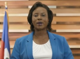 iciHaiti - Social : The First Lady of Haiti cancels her visit to Washington